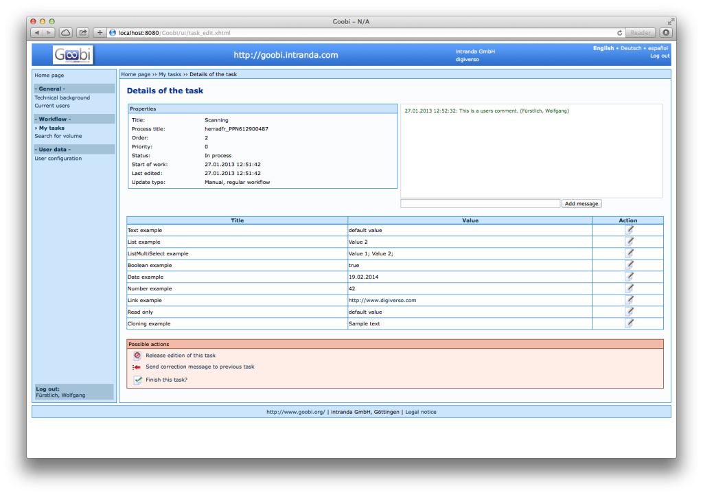 Goobi 2.0 Release Notes Individual Properties