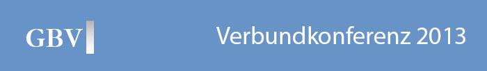 intranda auf der GBV Verbundkonferenz 2013