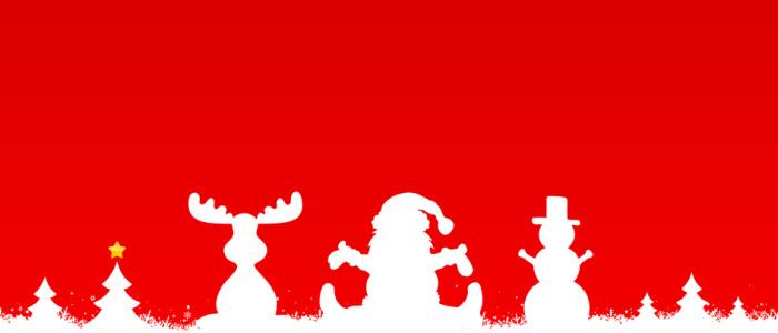 Weihnachten Schnee Figuren