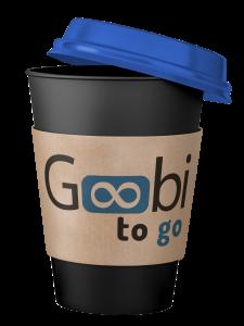 Goobi to go cup
